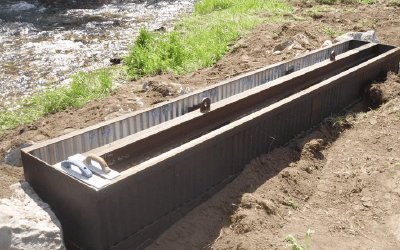 TrueNorth Steel Designs SuperSill® Abutment