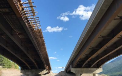 Featured Project: Prefabricated Multi-Span Steel Bridges in Bonner, MT