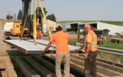 Featured Project: Gallatin County LowPro Modular Bridge