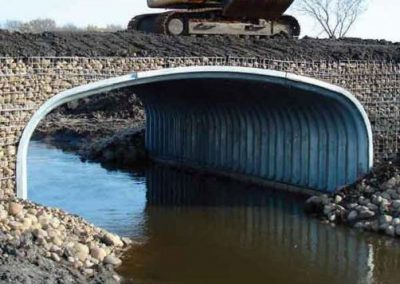 Elk Creek Crossing Bridge Replacement