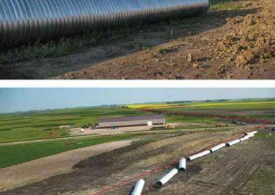 Michigan Spillway Wetland Drainage