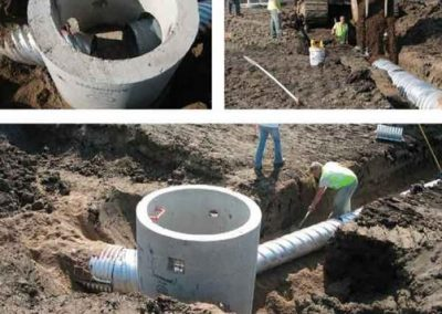 Cottonwood Development Storm Sewer Conduit