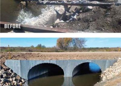 Boulio Bridge Replacement