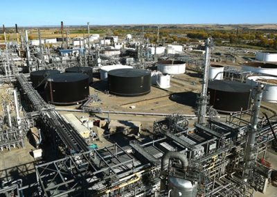 CHS Laurel Refinery Upgrade