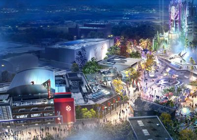 Avengers Campus | Disneyland Resort