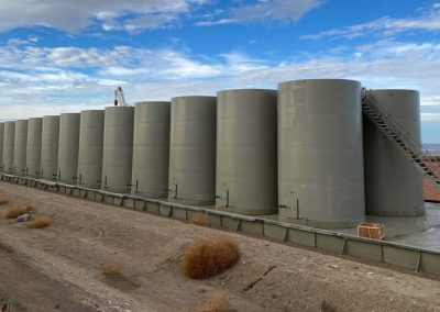 Banks Oilfield Tanks
