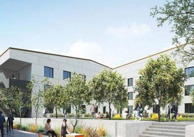 EF Academy Dorms