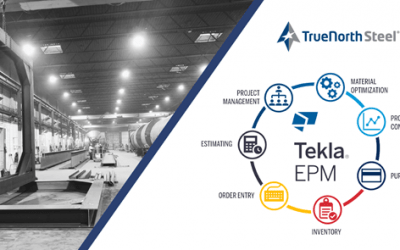 TrueNorth Steel Implements Tekla EPM