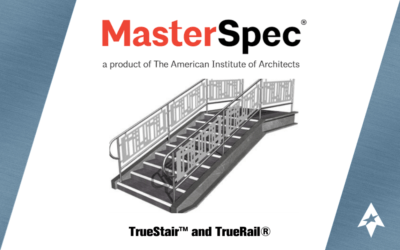 We Are Now on MasterSpec!