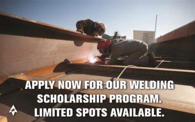 TrueNorth Steel Welding Scholarship Program