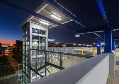 LA SW College Parking Garage