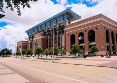 Kyle Field Expansion
