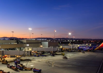 LAX Southwest Terminal 1