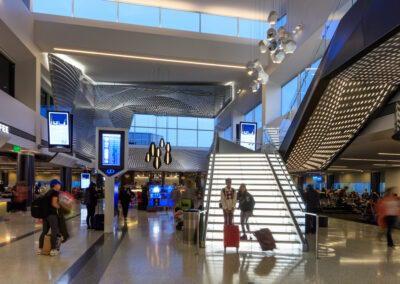 LAX Westfield Southwest Terminal
