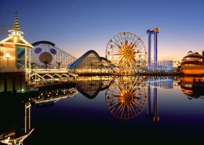Disney Pixar Pier