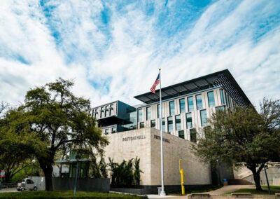 University of Texas Liberal Arts