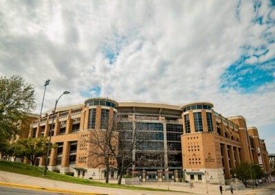 University of Texas Memorial Stadium