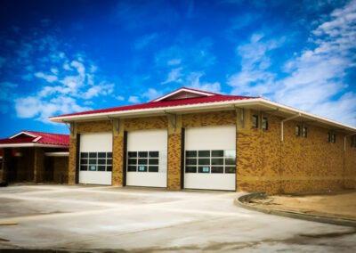 San Angelo Fire Station #4