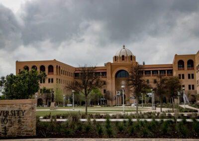 A&M Central Academic Building