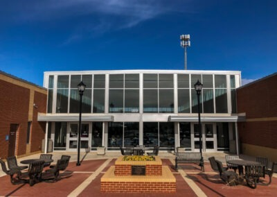 LCU Margaret Talkington Center for Nursing Education